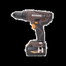 Keyang accu boor-/schroefmachine 18V set (2x 4.0Ah accu) in koffer