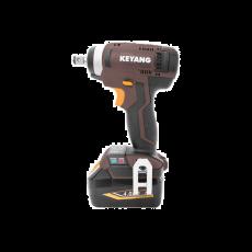 Keyang accu slagmoersleutel 18V set (2x 4.0Ah accu) in koffer