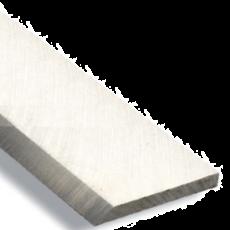 HSS schaafmes 220 x 25 x 2,5 mm. 18% voor INCA