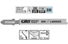Decoupeerzaag BI-metaal 58 x 83 mm. 15tpi (laminaat)