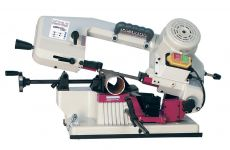 Draagbare bandzaagmachine met automatisch voeding
