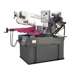Halfautomatisch vario lintzaagmachine tot Ø270mm. - OPTISAW